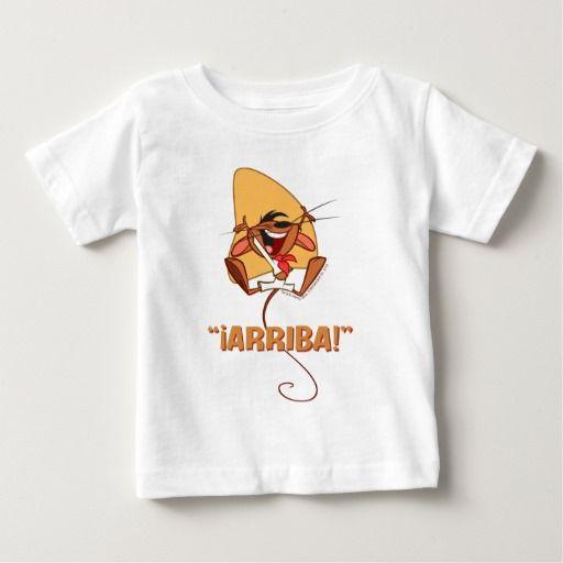 Speedy Gonzales Hopping. Arriba! Viva México! Producto disponible en tienda Zazzle. Vestuario, moda. Product available in Zazzle store. Fashion wardrobe. Regalos, Gifts. #camiseta #tshirt #LooneyTunes