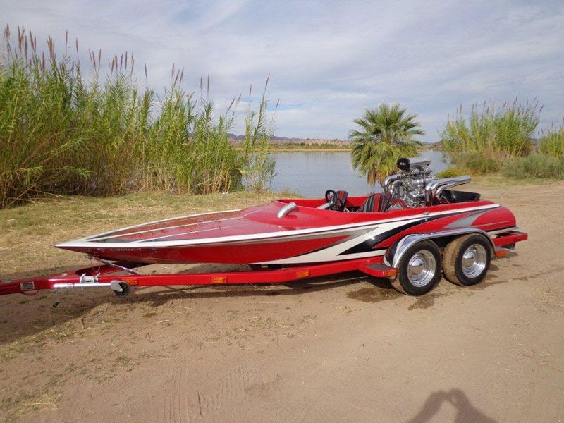 Drag Boats Unlimited: Blitz Runner Bottom | Raceboats ...