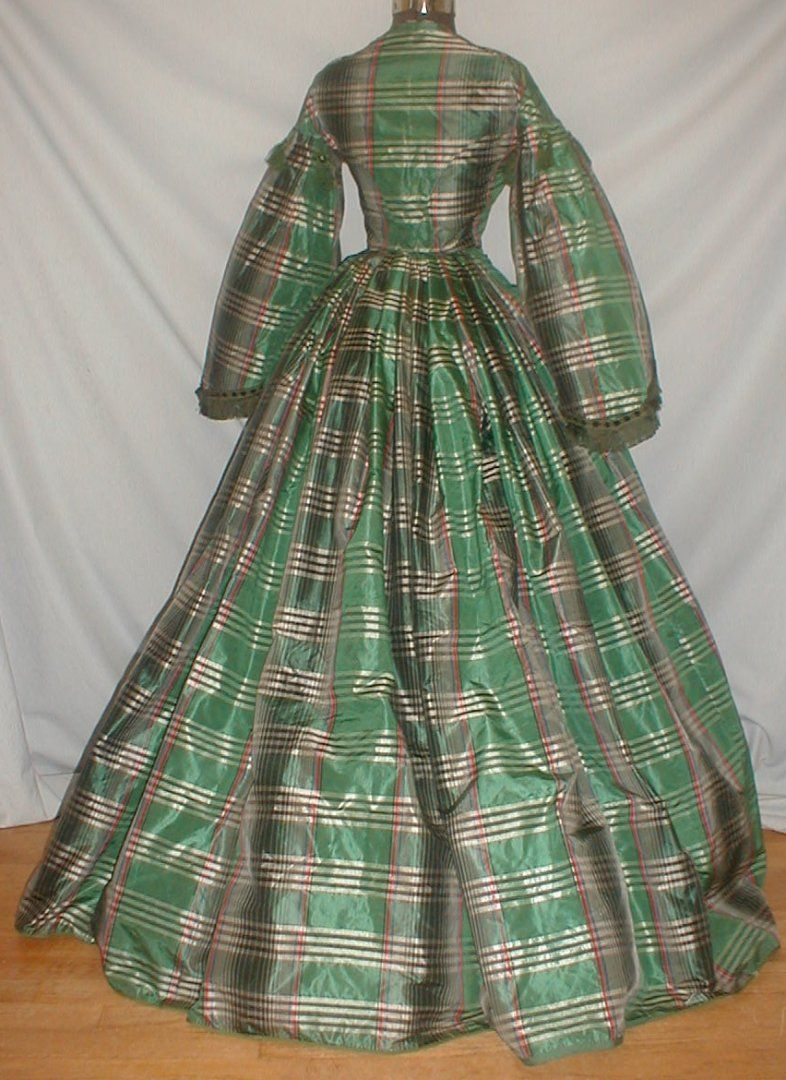 Extant garments gowns dresses outfits antique history