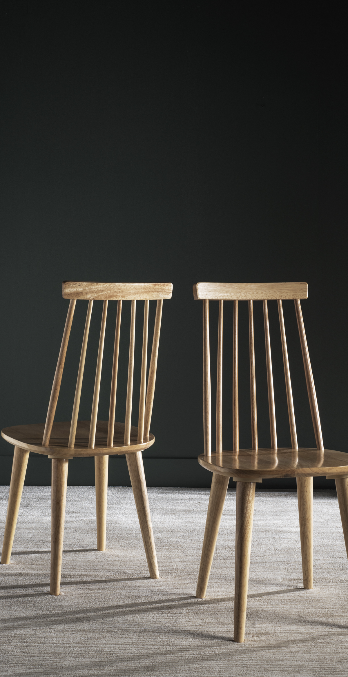 Atlantic Solid Wood Dining Chair
