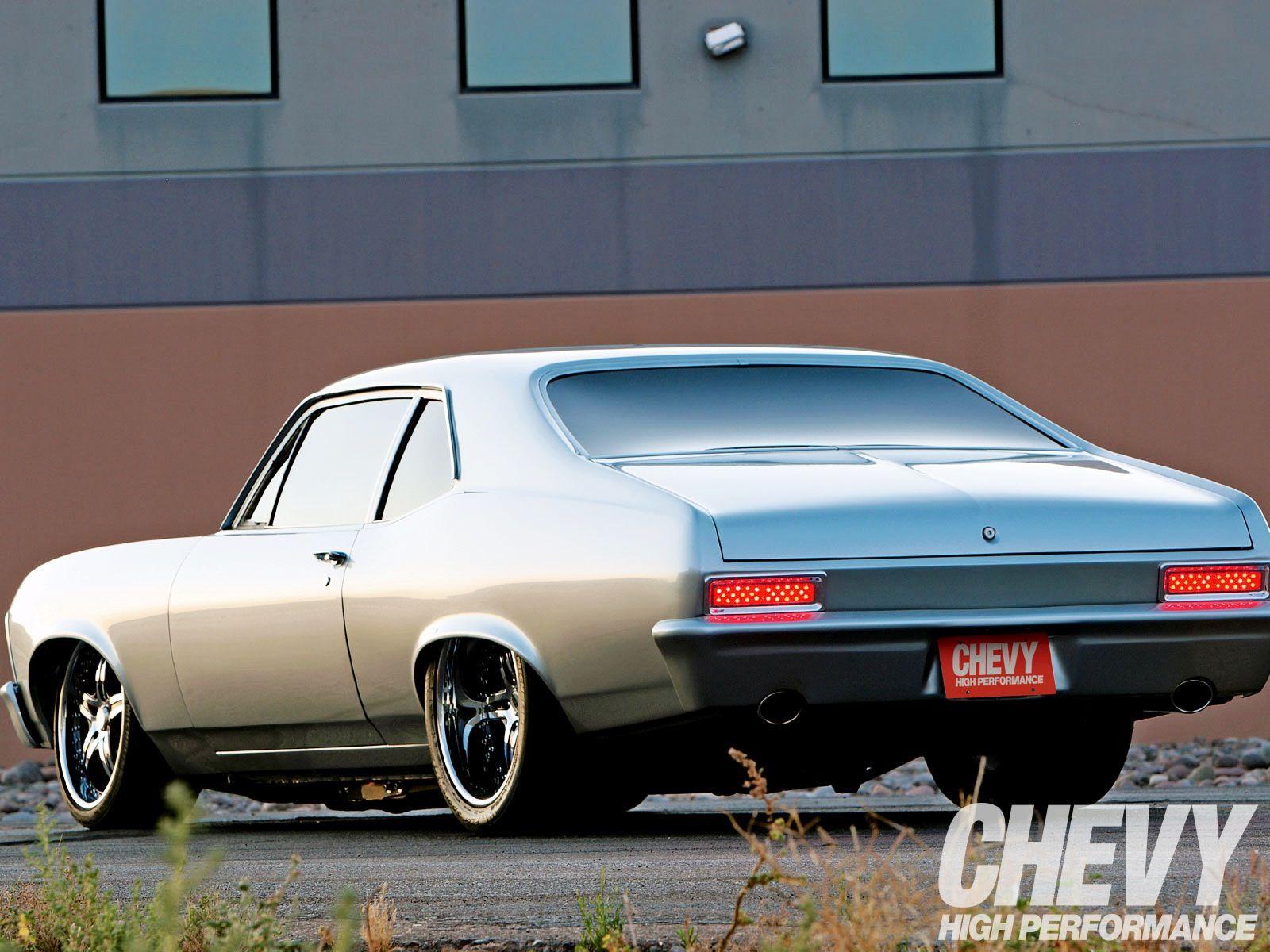 Chevy Nova Chevy Nova Chevrolet Nova Muscle Cars