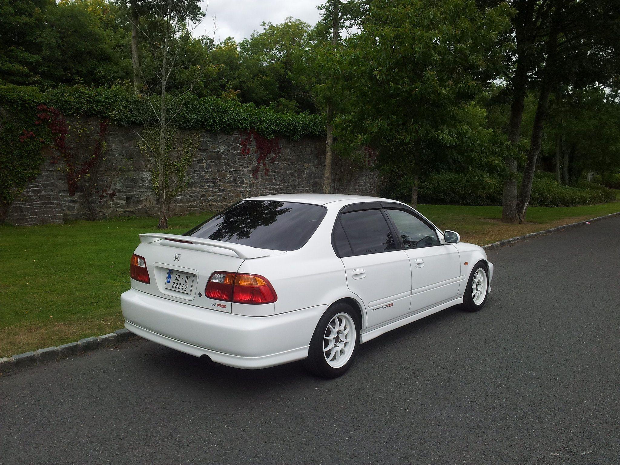 1999 Honda Civic Ferio Vi Rs Honda Civic Sedan Honda Sedan