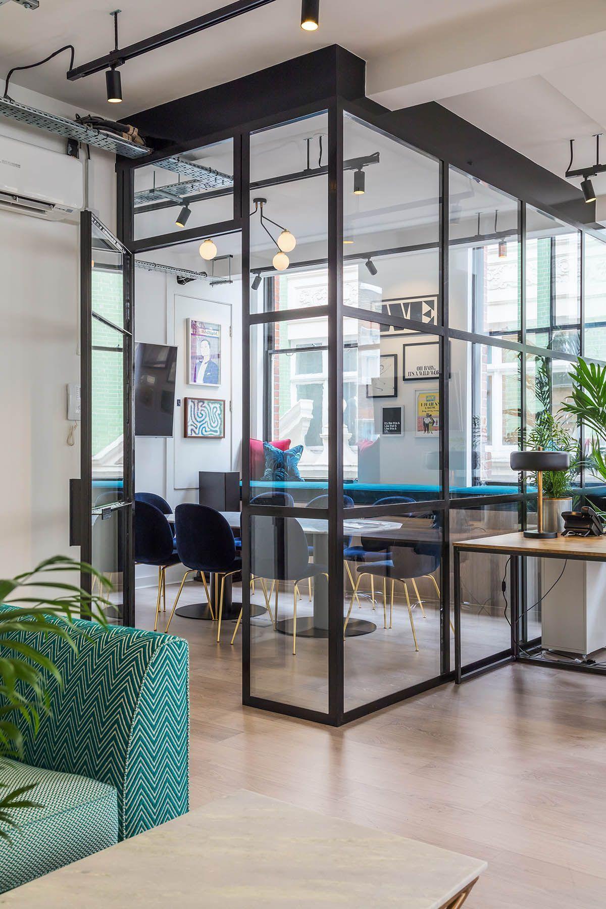 Music Agency - Barlow & Barlow, Office Space, Open Plan ...