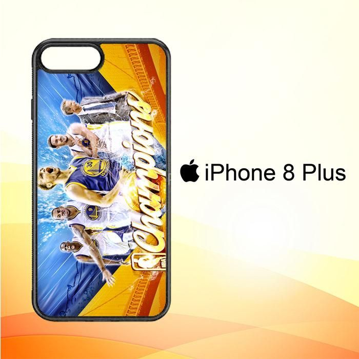 quality design e6180 4005a golden state warriors NBA Champions Z4939 iPhone 8 Plus Case ...
