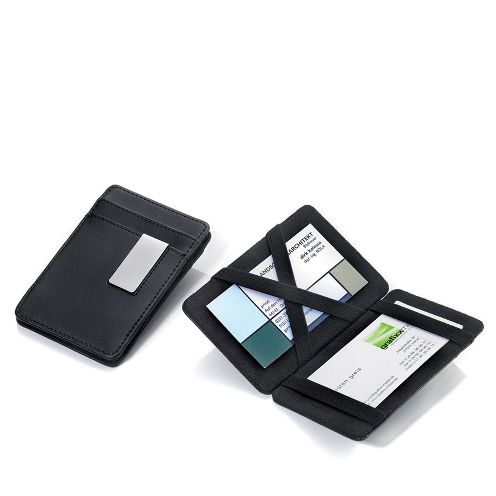 Business card and credit card case \