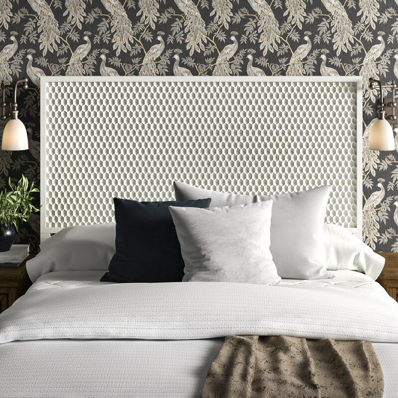 Ivy Bronx Mélanie Panel Headboard Wayfair Panel Headboard Headboard Bed Frame Sizes