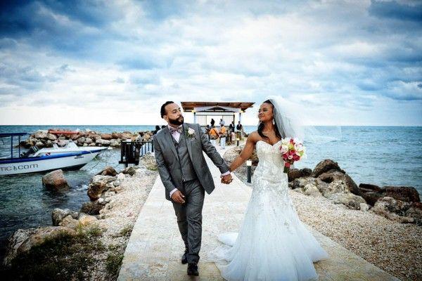 Stunning Destination Wedding In Jamaica Junebug Weddings Destination Wedding Jamaica Destination Wedding Jamaica Wedding