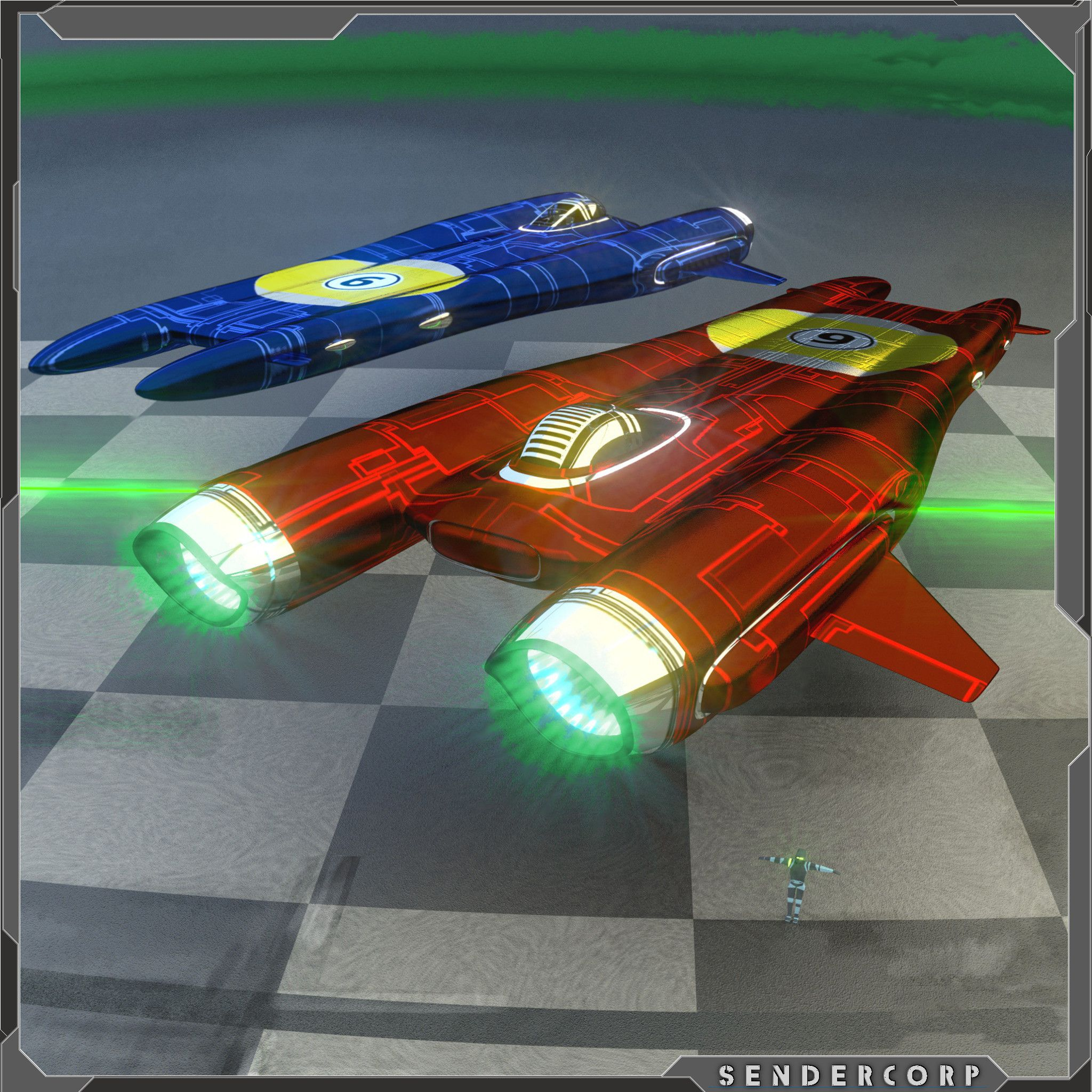space ship racer - Google Search