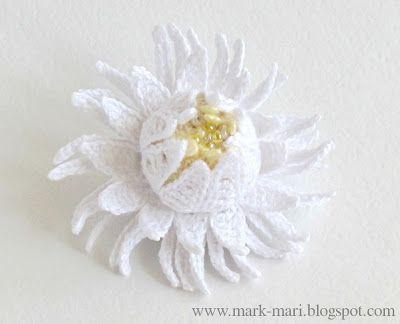 Diagrama Crochet Flowers And Leaves Pinterest Crochet Flowers