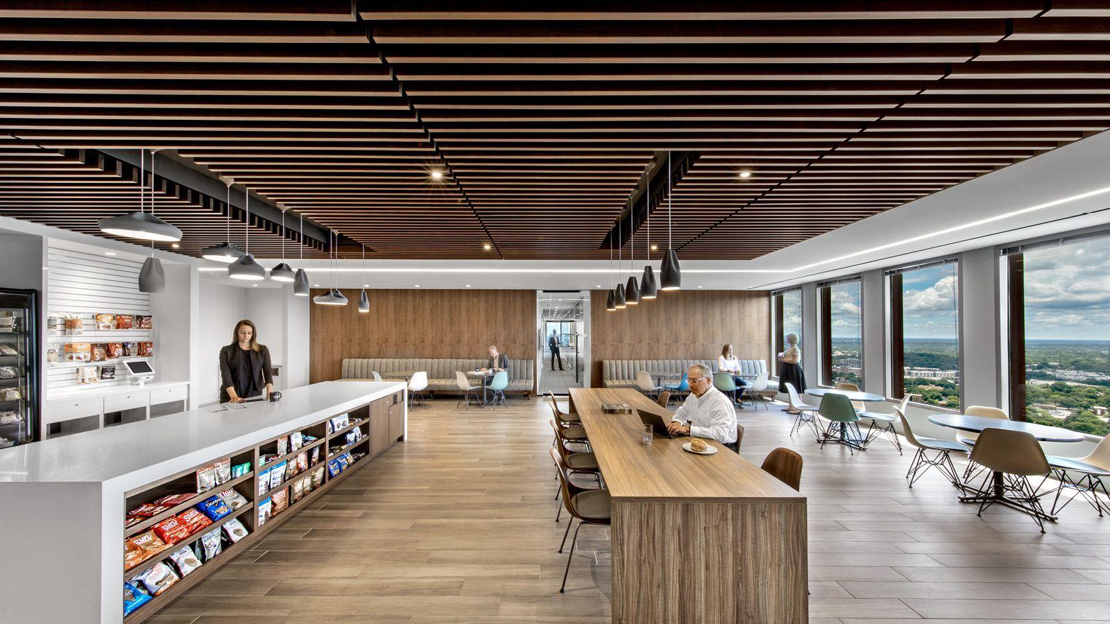Troutman Sanders Atlanta Ia Interior Architects
