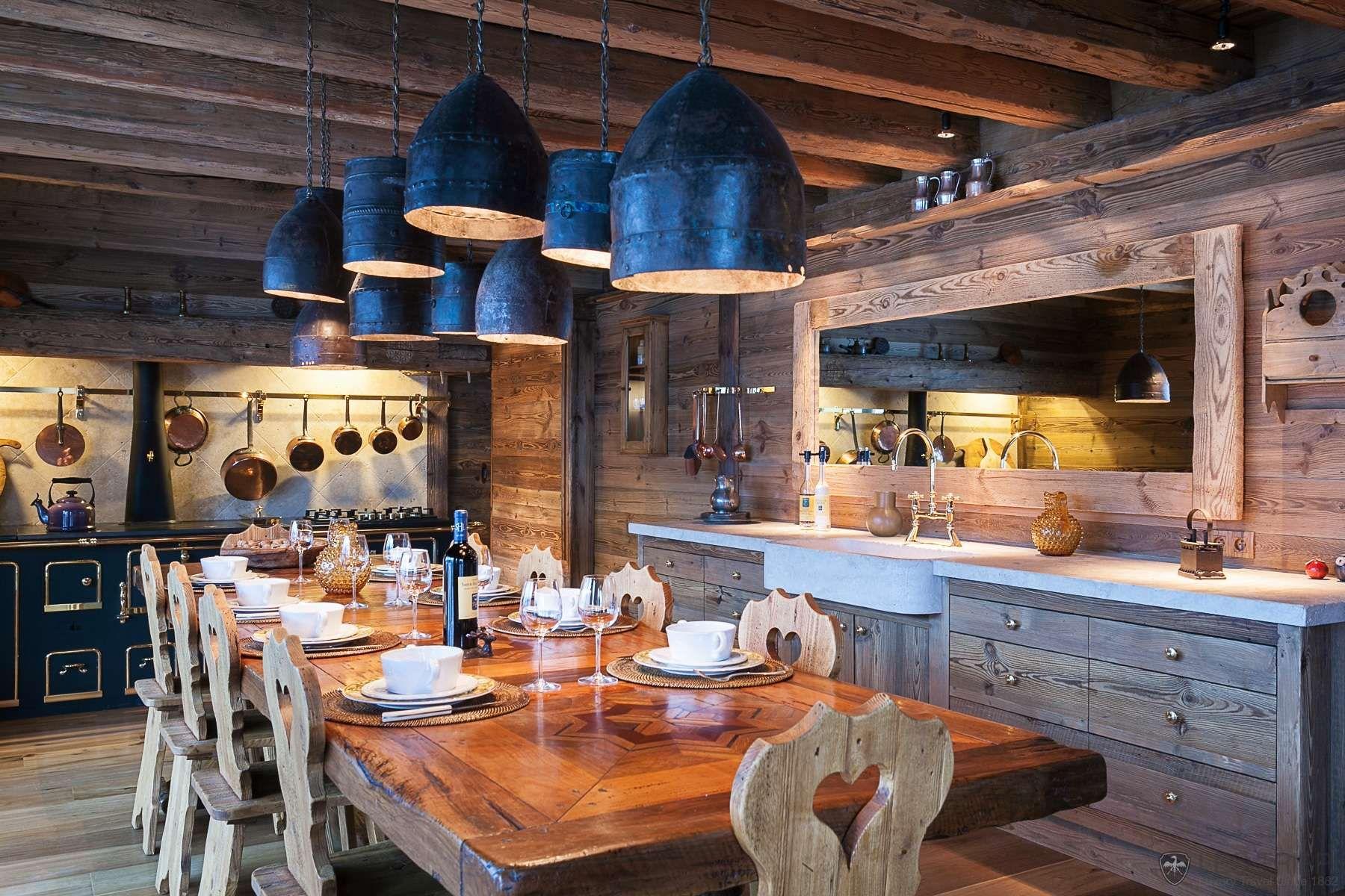 Catered Ski Chalet M ribel - Lodge SHL   Leo Trippi   Cabin   Pinterest