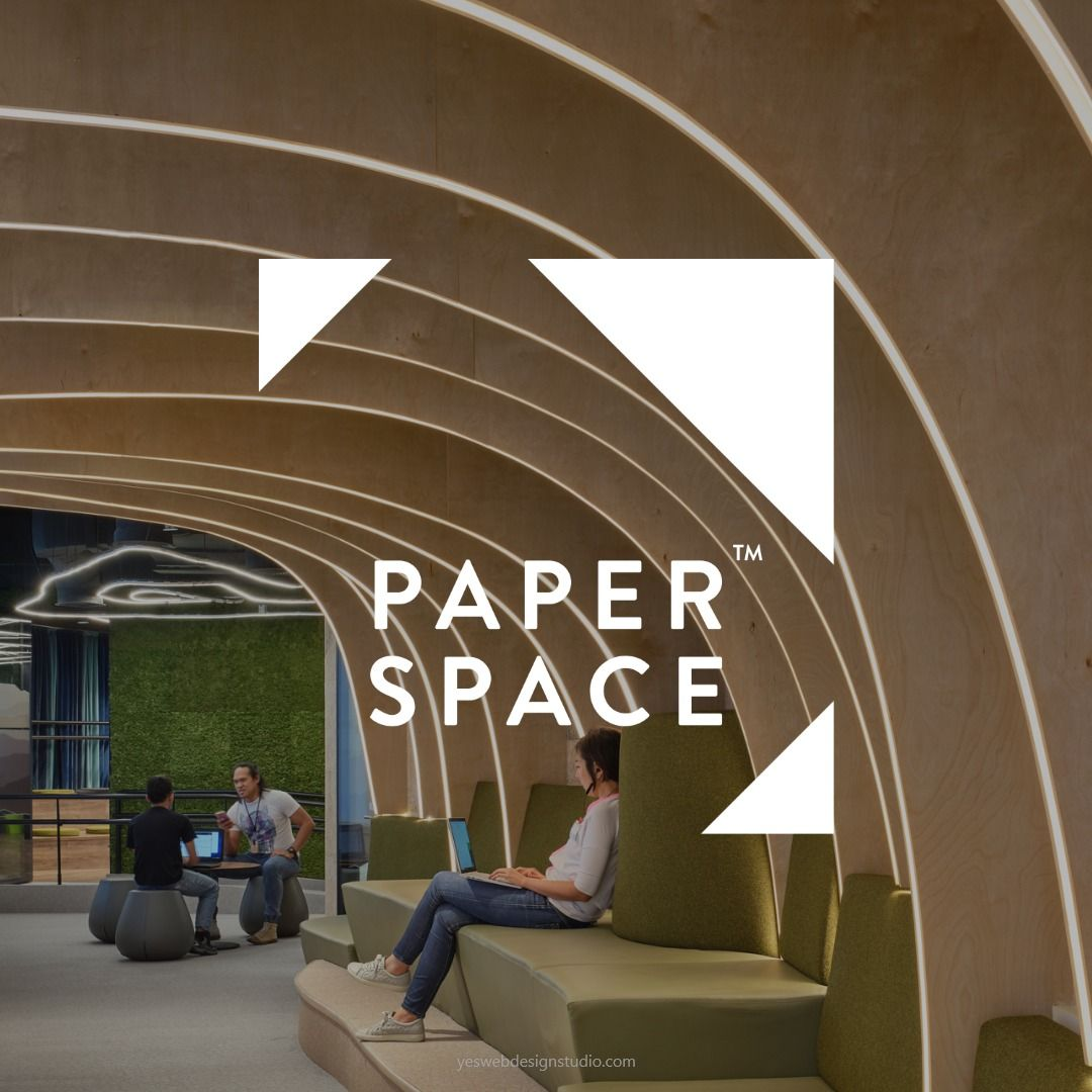 Paperspace Asia X Yes Web Design Studio In 2020 Web Design Studio Web Design Web Design Company