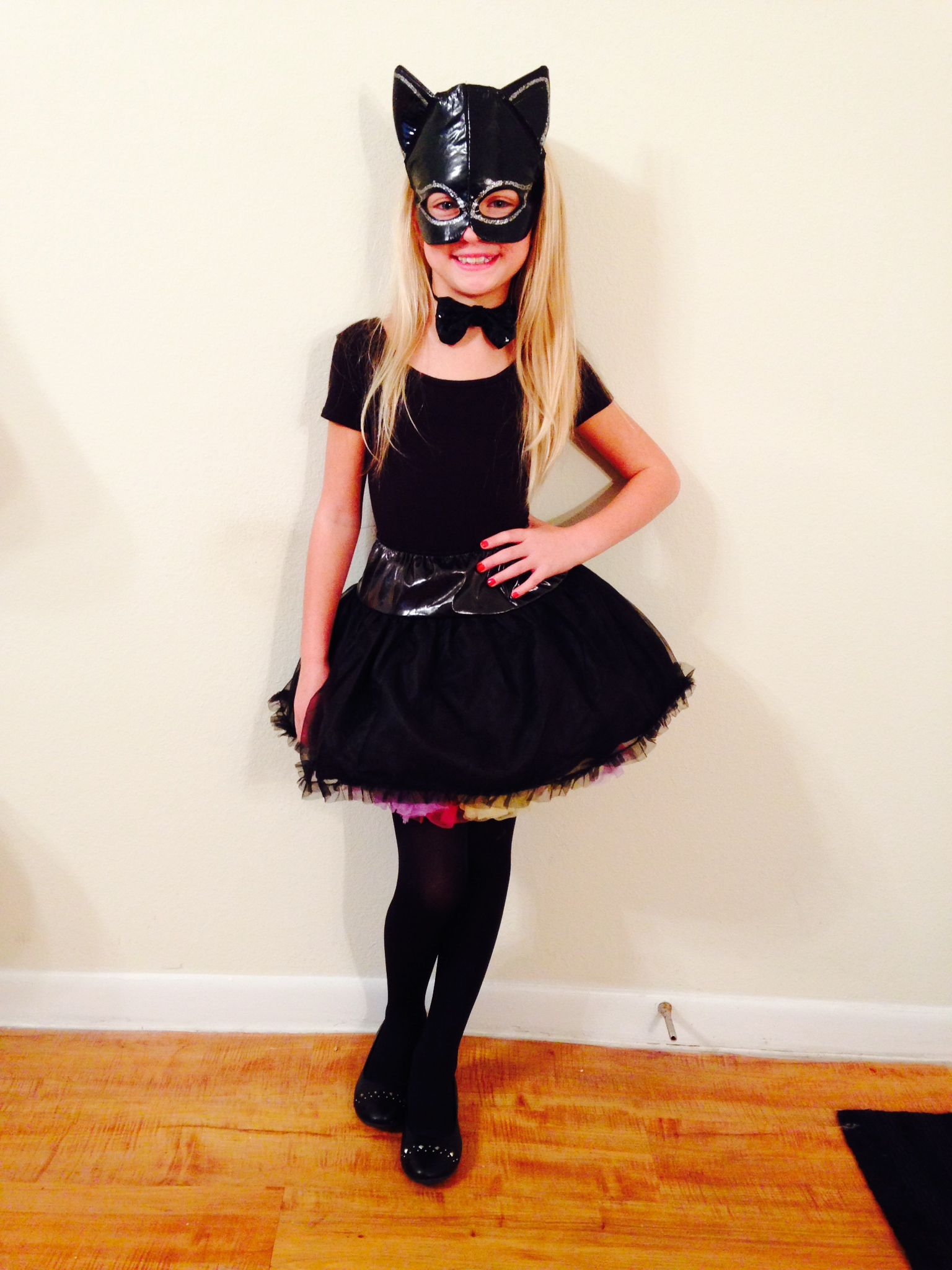 Kids cat woman costume Halloween costumes for kids, Diy