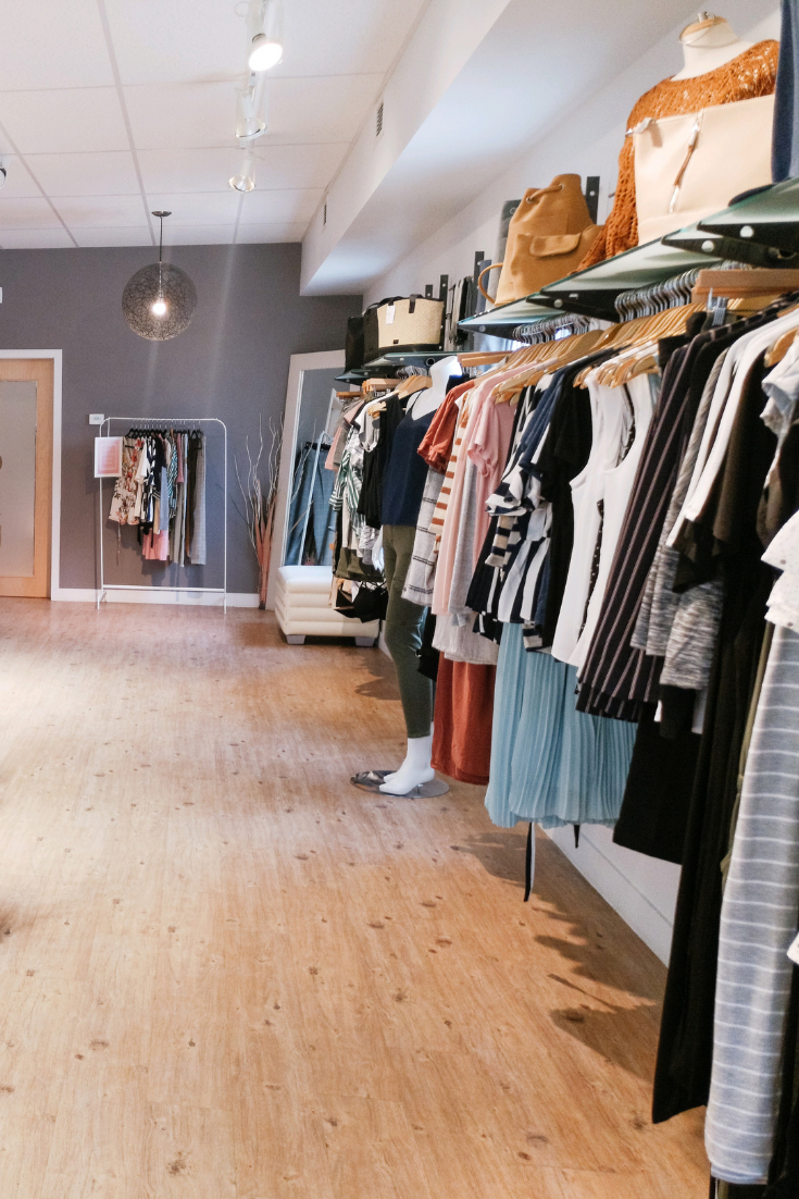 Learn About How This Small Business Owner Bought A Local Women S Retail Store All On Her Own Shopping Smallbusiness B Boutique