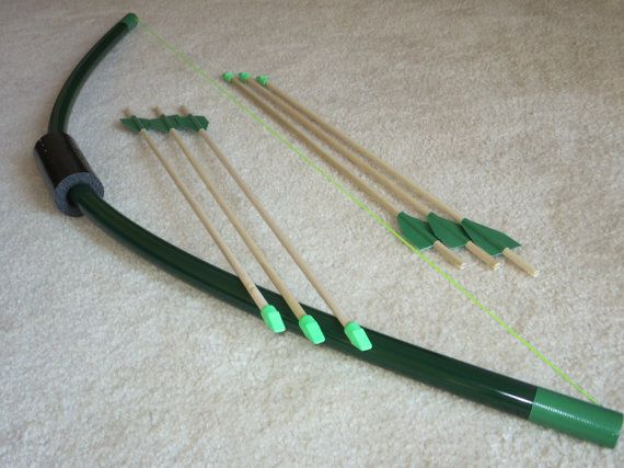 How to Make a Pen Bow and Arrow : 5 Steps - Instructables   427x570