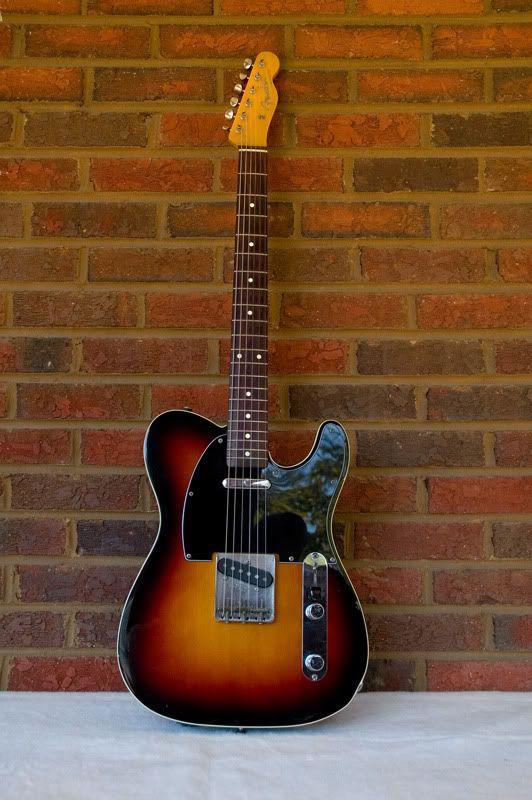 Part II : Hwy 1 or MIJ 62 Tele RI - NTMGD (Photo) - Telecaster Guitar Forum