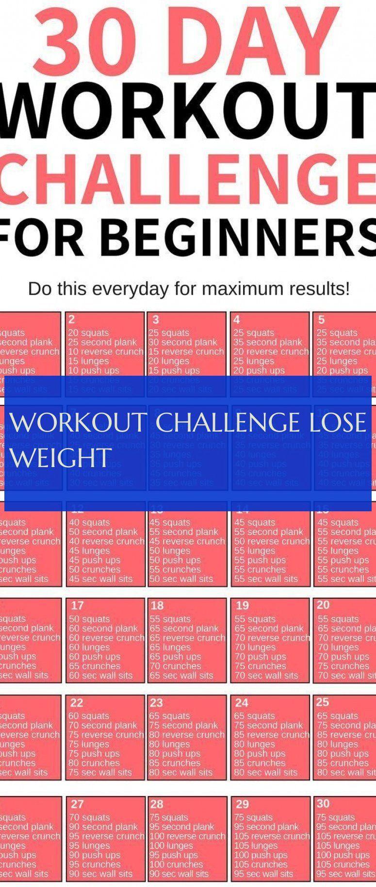 Die Herausforderung, Gewicht zu verlieren