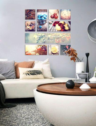 Muurdecoratie Trends Iets Nieuws Voor Aan De Wand Design Woonkamers Muurdecoratie Binnenhuisarchitect