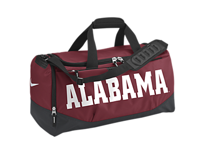 Nike Team Training Max Air (Alabama) (Medium) Duffel Bag
