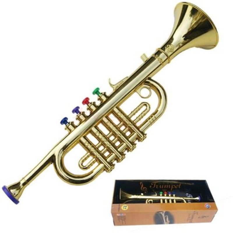 Emulational trumpet childrens boy girl developmental toy kid emulational trumpet childrens boy girl developmental toy kid musical instrument unbranded sciox Choice Image