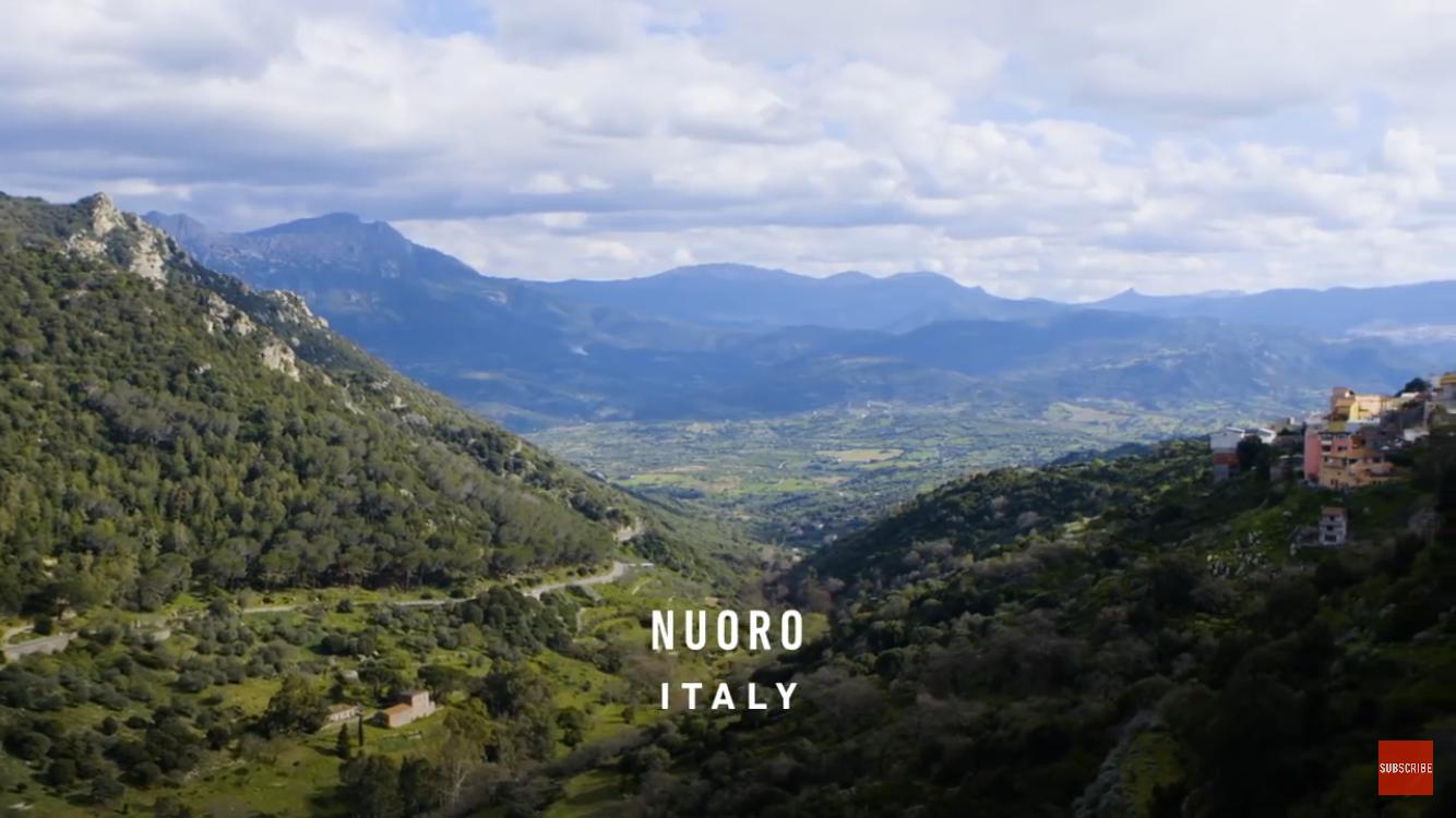 Nouro Sardinia Italy