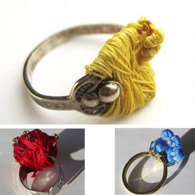 Generous Homemade Jewelry Ring Gallery - Jewelry Collection Ideas ...
