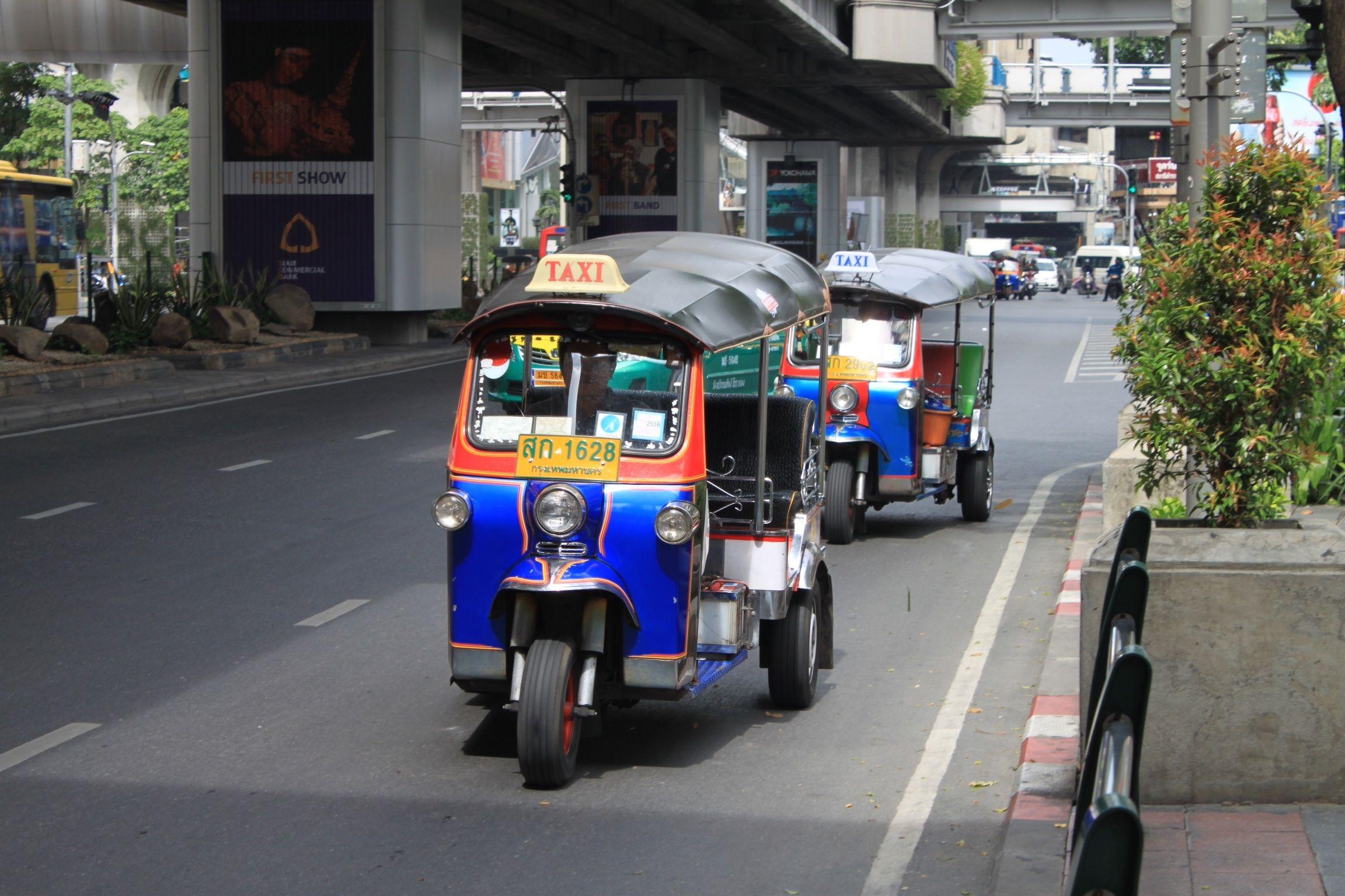 5 Tips For Riding A Tuk-Tuk In Bangkok