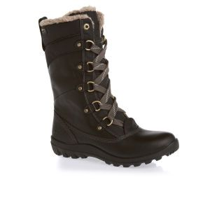 Timberland Boots - Timberland Ek Mount Hope Mid Leather & Fabric Wp Boot  Boots - Black