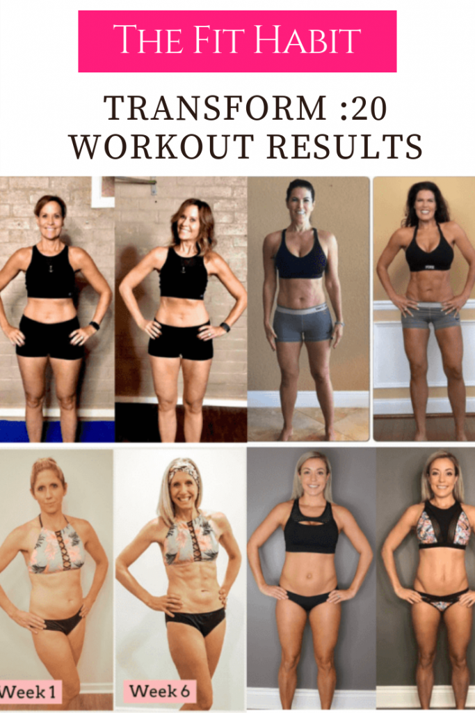 Transform 20: Beachbody's Newest Workout That's Only 20