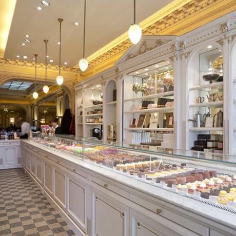 La maison angelina salon de the in paris p tisseries - Angelina salon de the ...