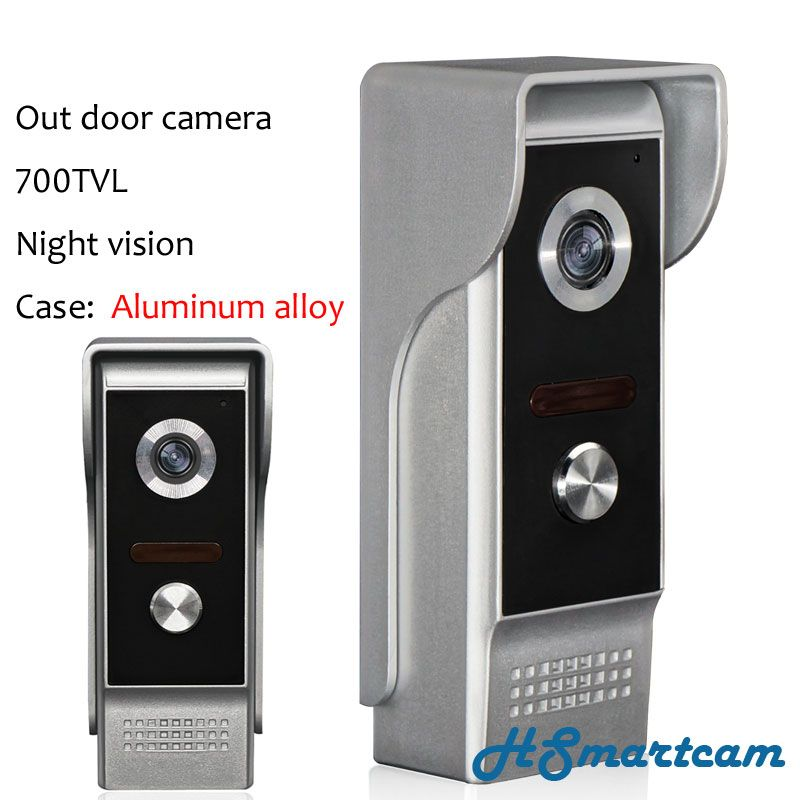 New Home Security Out Door Camera 700tvl Night Vision Case Aluminum