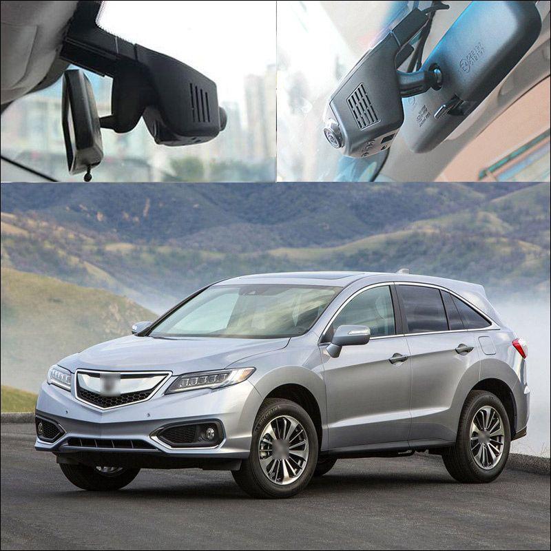 For Acura RDX Car Wifi DVR FHD 1080P Car Driving Video