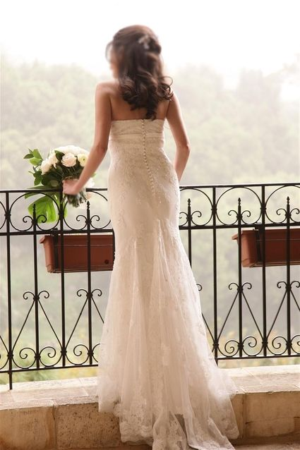 Robe De Mariee White One Occasion