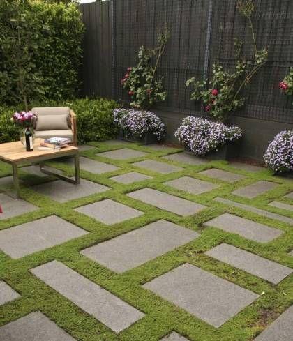Aménagement paysager moderne: 104 idées de jardin design | Modern ...
