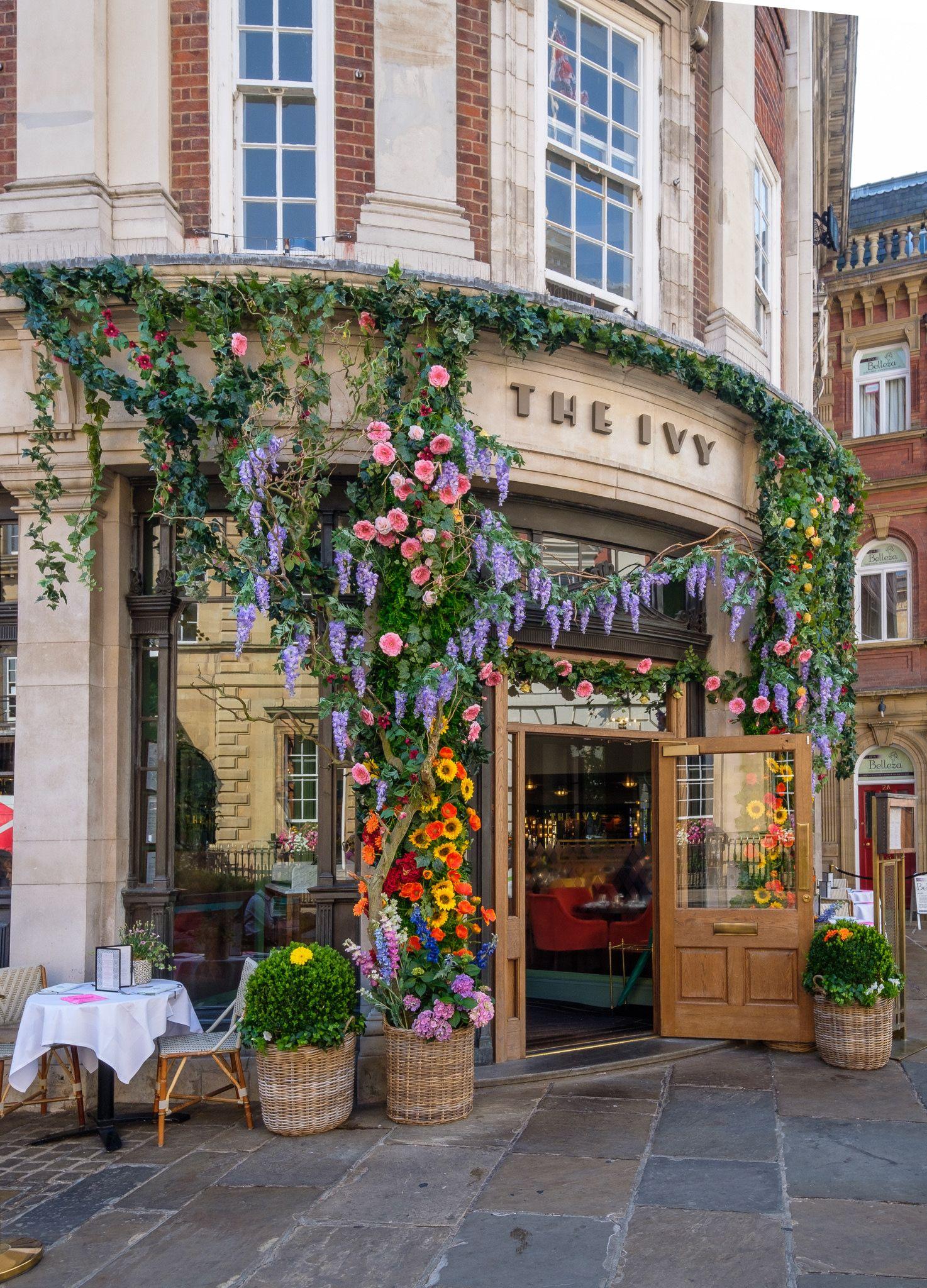Bloom! York, St Helen's Square