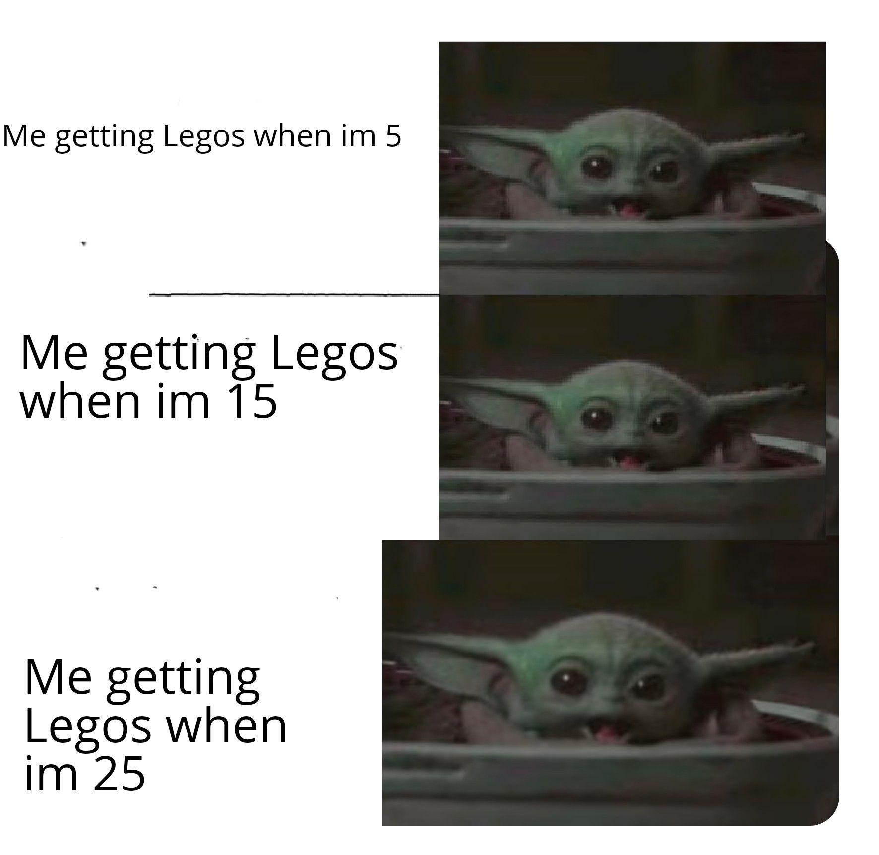 Pin By Hootandscoot On Baby Yoda Star Wars Memes Lego Memes Memes