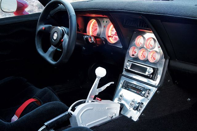 78 Corvette Custom Dash Corvette Custom Car Interior Corvette C3