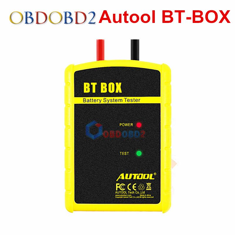 New Arrival Battery Tester Autool Bt Box Btbox Support Android Iso
