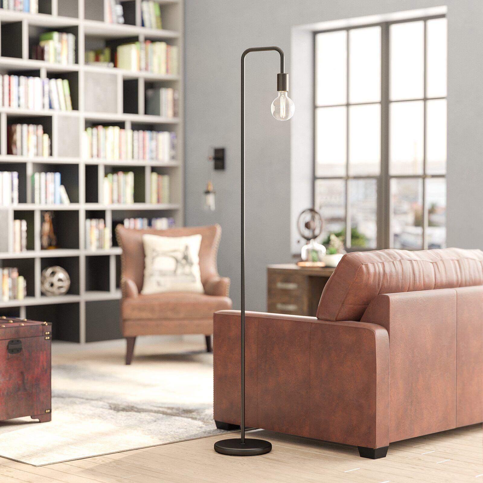 Trent Austin Design Anarosa 70 Quot Arched Floor Lamp Torchiere Floor Lamp Led Floor Lamp Floor Lamp