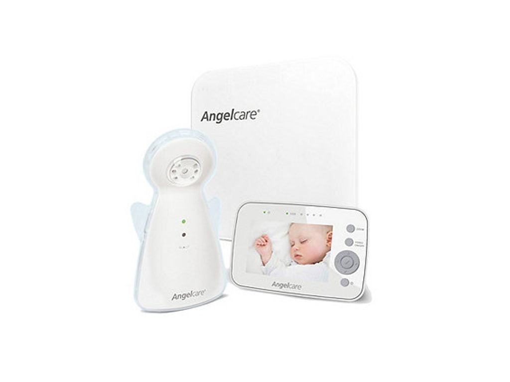 Angelcare Ac1300 Digital Video Movement And Sound Baby Monitor Digital Baby Monitor Baby Monitor Video Monitor Baby