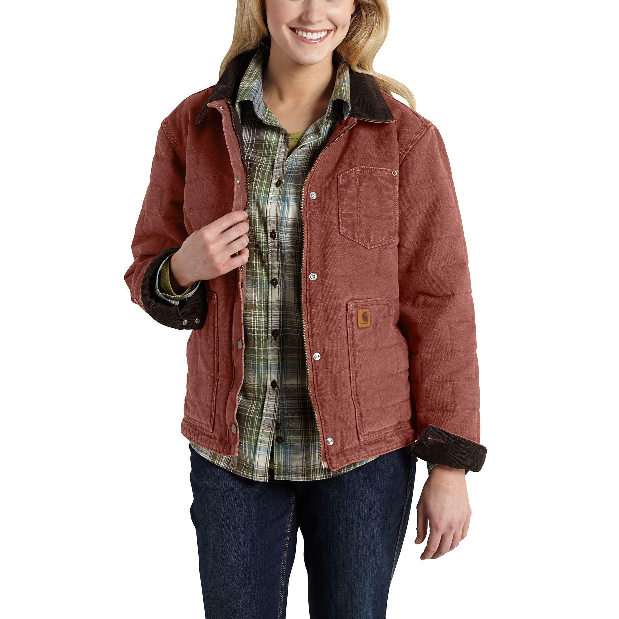 carhartt Vintage jacket rose