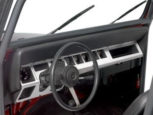 Warrior Products Dash Panel Overlays For 87 95 Jeep Wrangler Yj Jeep Wrangler Yj Jeep Custom Jeep