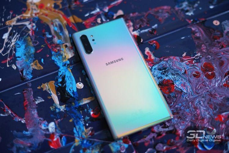 Samsung лидирует на рынке премиум-смартфонов с поддержкоÐ