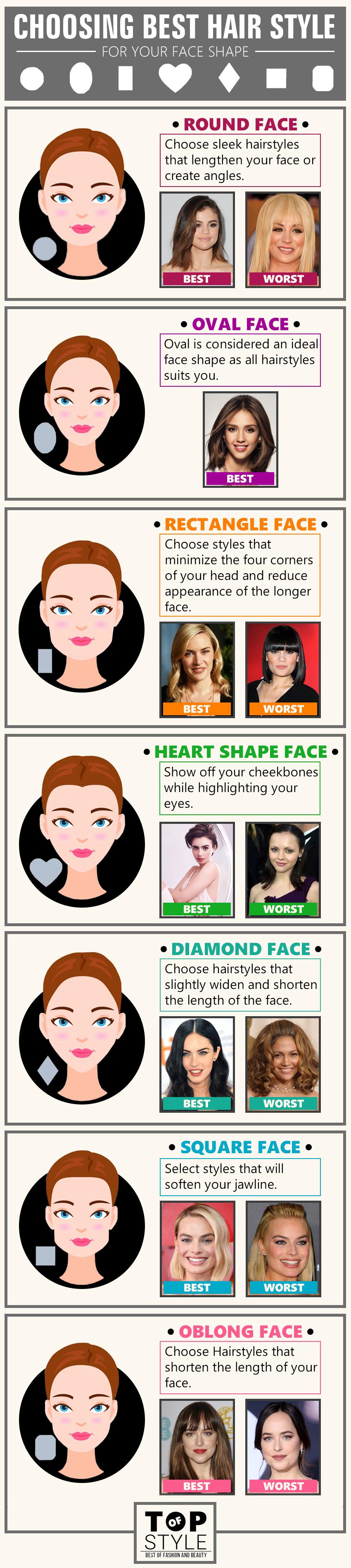 36+ Haircuts for diamond shaped faces 2017 ideas