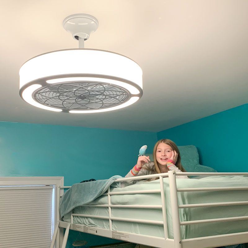 Ceiling Fan For Above Bunk Beds Ceiling Fan Girls Room Ceiling