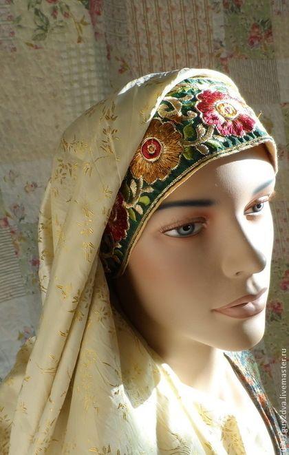 православный женский платок