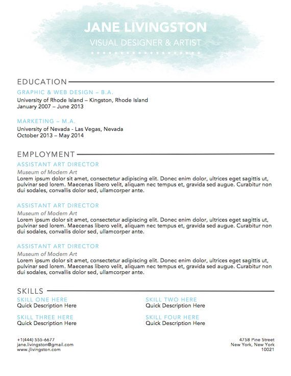 Newest Resume Format Microsoft Word Resume Template Free Samples - art resume format