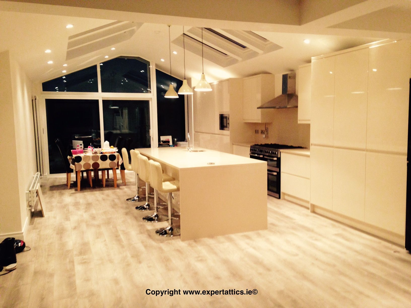 Kitchen Extension Lucan Area With Images Kitchen Extension Home Decor Renovations
