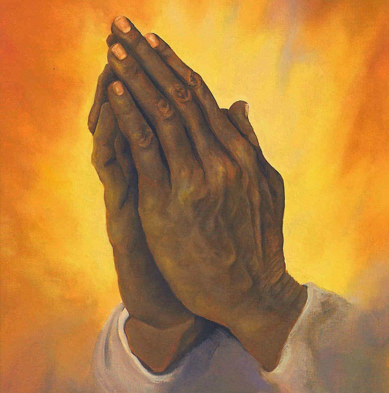 картинки как человек молиться полотна