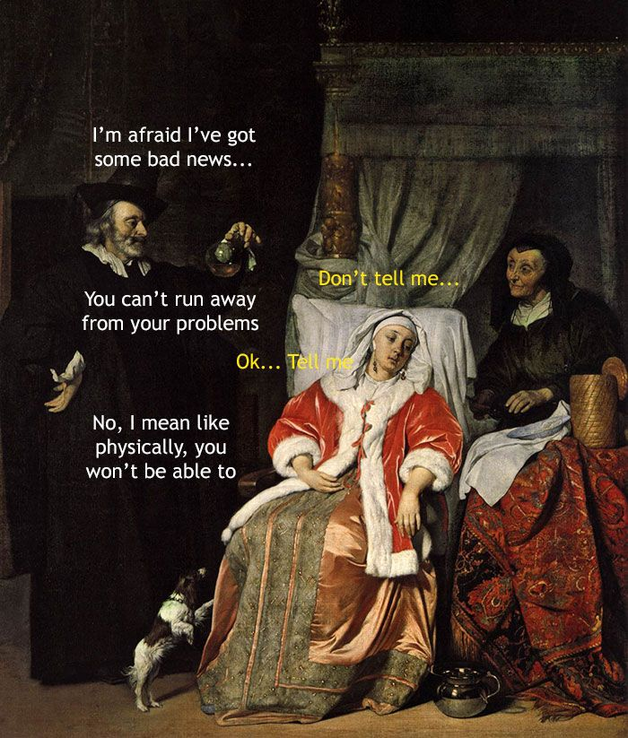 183 Art History Memes That Prove Nothing Has Changed In